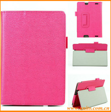 7 inch tablet leather cover case,for kindle fire HD 2 leather case