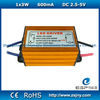 2013 Waterproof Constant Current 3W LED Power Driver