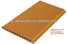 Terracotta facade system