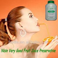 Nisin Very Good Fruit Juice Preservative