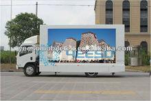 led advertising trucks,Mobile display trucks,truck mobile led display-YES-V8