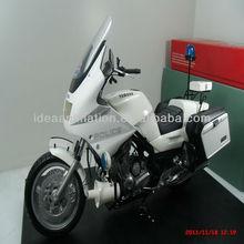 OEM 1:8 diecast motorcycle models