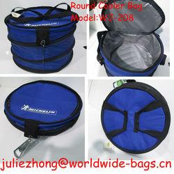 Foldable Rolling Cooler Bag