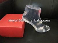 child foot model