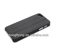 Special Black leather case for iphone 5, for leather iphone 5 case for youngers