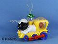 B de plástico/golpe o& ir sean ovejas de juguete con arábica 1 magia fanos lámparas de linternas