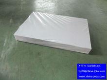 PVC sheet for inkjet printing for card making