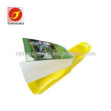 Plastic Portable Pet Drinking Bottle, Pet Feeding 250ml Portable Pet Feeder, Dog/Animal Drinking Supply