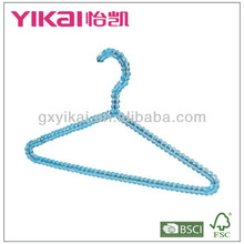 New style beaded clothes hanger for fashion store
