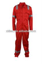 fire resistant workwear pass EN 11612 for industry