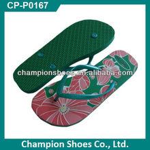 Fashion Beach Gel Slipper
