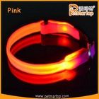 New Design Flashing LED Dog Collar TZ-PET2110