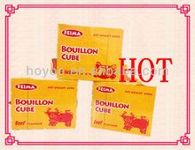 beef flavour bouillon cube supplier
