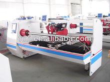 Auto log roll cutting machine (for PE film,duoble-side foam tape ,paper tape ,bopp ,pvc,ect.)