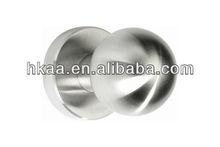 china good quality aluminum door handle , hand shaped door knob,fancy door handles