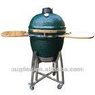 European Garden kamado Chicken ceramic charcoal smoker