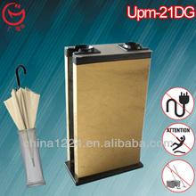 Nouveaux produits 2013 super splendid or fournitures de nettoyage de l'hôtel parapluie mouillé machine d'emballage