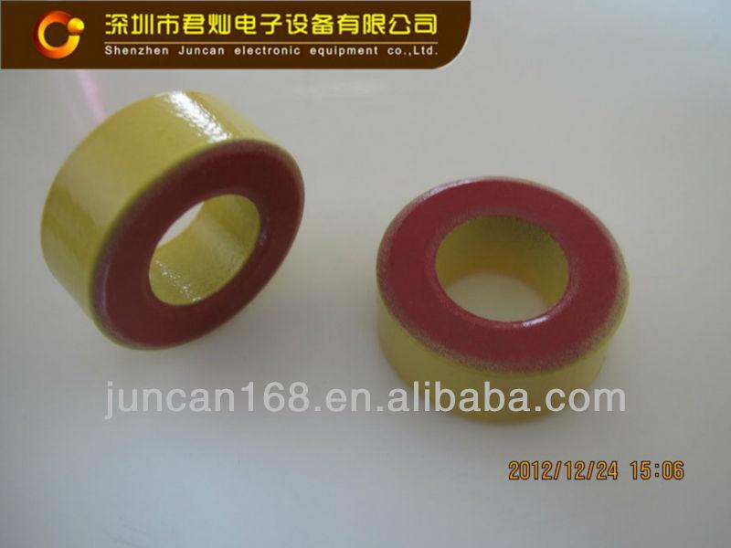 T130-8 High Maximum Flux Density carbonyl Iron powder cores