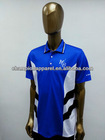 Sublimated Uniform Team Wear Custom Sublimation Shirt Top Polo Shirt Tennis Shirt
