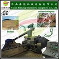 Rusia pistón estampado de biomasa cáscara de arroz / aserrín / la palma de la fibra máquina de briquetas
