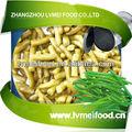 850 g verde em conserva feijão corte