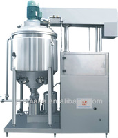 Vacuum Paste&Cream Making machine