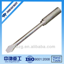 Anti-magnetic Stainless Alloy Striking Slotted Screwdriver
