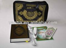 best quality/cheap widely used digital quran pen lezer tajweed easy use quran pen mulam digital quran