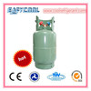 CE approval 99.9% pure r404a refrigerant in reusable cylinder