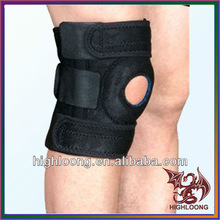 New design and easy take useful knee protector support