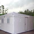 Contenedor portátil houseing/casas contenedor, la oficina de contenedores, kiosco, cabina de