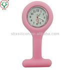 quartz watches japan movt,japan movement nurse watch silicone