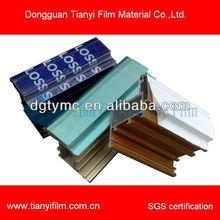 black solar window film,carpet protection film,self-adhesive clear plastic film,Packaging & Printing,plastic film