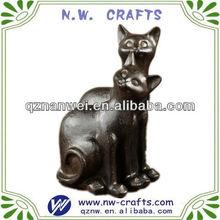 Decorative cat sculpture gifts