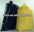 plástico sacos de lixo preto