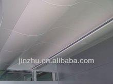 aluminium suspended ceiling, customized ceiling, prefabricated ceiling