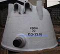 リボンスラグポット/鋳造鍋/astm、i so、 din、 jis、 bsなど