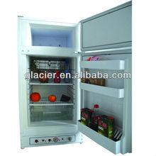 XCD-240 Gas & kerosene& electric 3way RV refrigerator/fridge& freezer