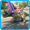controleremoto dinossauro parque de diversões passeios