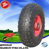 "flat free wheelbarrow tire 6"" 8"" 10"" 12"" 13"" 14""..."
