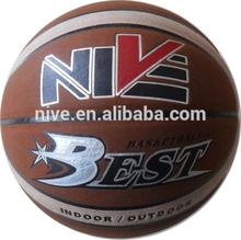 7#High quality PU Basketball/PU basketball