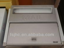 Foshan JHC-2206 Wall Embedded Mailbox Slot/Pillar Letterbox Inserting Part
