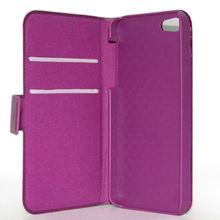 Slot Wallet Leather Case hard credit card holder for iphone5 5g