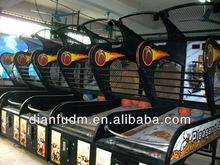 DF-B043 Brazil 2013 Hot on sale luxurious street basketball arcade coin operated game machine