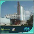 cone de aço silo de base utilizada para grãos
