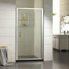 glass pivot shower screen