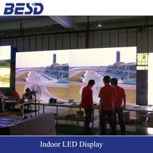 Indoor P4 led screen high density 62500 dots/m2