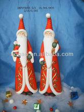 Christmas/Ceramic Christmas statues