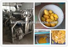 Mango apple or peach etc fruit jam production machine
