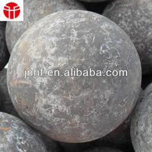 high hardness grinding iron steel ball for ball mill mining(Dia25mm-160mm;ISO9001;YB/T091-2005)